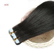 Aurorax Women Black Silky Straight Wigs Hair Wig