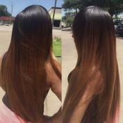 WY Wigs Lace Front Human Hair Wigs for Black Women Brazilian Virgin Hair Lace Front Wigs 130% Density T#1b#30