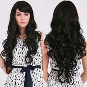Europe and America wig wig long curly hair wig lw152- Europe and wigs European wigs wigs long curly hair