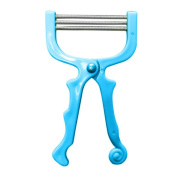 Beauty Face Facial Hair Spring Remover Safe Tool Face Beauty 3 Spring Threading Removal Epilator
