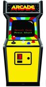 80's Colour Golden Age Video Arcade Game Life Size Cardboard Cutout SC1025