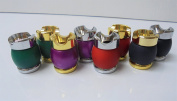 Lot of 4 Marble Series Cigarette Snuffers Instant Cigarette Extinguisher Vintage
