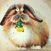Fineser(TM) DIY Diamond painting Cross Stitch 5D Embroidery Paintings Rhinestone Pasted Animal A