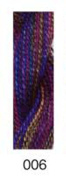 CARON- WATERLILLIES-006-AMETHYST--1 -6 yd skein with this listing