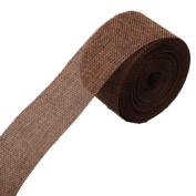 Enking Burlap Ribbon Roll For DIY Weddings Belt Strap Craft