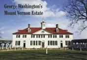George Washington, Mount Vernon Estate, Home, Alexandria, Virginia, VA, Souvenir Magnet 2 x 3 Fridge Magnet