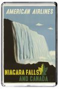 A212 NIAGARA FALLS CANADA FRIDGE MAGNET CANADA TRAVEL VINTAGE REFRIGERATOR MAGNET