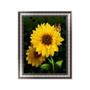 Wrisky 5D Diamond Embroidery Sunflower Painting Cross Stitch DIY Craft Home Decor Gift