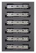 N gauge 10-1143 subway Chiyoda Line 6000 series 6 -car basic set by KATO