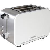 IRIS OHYAMA Pop-Up Toaster IPT-850-W (White)【Japan Domestic genuine products】