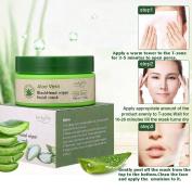 LuckyFine Aloe Vera Peel Off Facial Mask - Blackhead Removal - Acne Treatment - Oil Control - Facial moisturising - Face Whitening