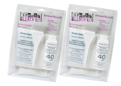 Punky Bleach Kit w/40vol Cream Peroxide, Hair preparation for punk colour