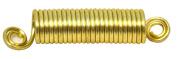 Q Beauty Collection Braiding Hair Clip Gold Long Length 3 pieces