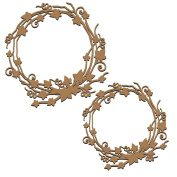 Ivy Frames Laser Cut Chipboard - 2 piece set