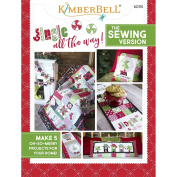 Kimberbell Jingle All the Way! Christmas Pattern Book THE SEWING VERSION