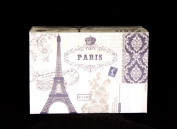 Recollections Paris Eiffel Tower Photo Album Memory Storage Box -4 3/8 x 7 7/8 x 11 3/8 …