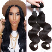 Hismile Hair Body Wave Hair Weft Natural Colour Hair Bundles Remy Hair Brazilian Hair Virgin Hair Extensions Unprocessed Virgin Hair Weft Brazilian Human Hair 50cm