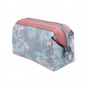 Frcolor Cosmetics Case Makeup Bag Coin Purses Pouch Bag Travel Accessory Organiser