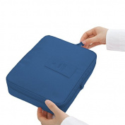 YiiLi Cosmetic Bag waterproof Toiletry Travel Kit Shaving Kit Organiser, Hanging Toiletry Bag