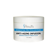Anti-Ageing Youth Renewal Essential Oil Infusion Aromatherapy Body Clay Formula