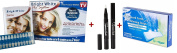 Impressive Bright White Smile Teeth Whitening Kit + 28 Treatments of Advanced 3D Whitening Strips, Mint Flavour + Teeth Whitening Pens 2/PACK-Best Value