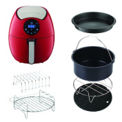 GoWISE USA 3.5l 7-in-1 Air Fryer with 6 pc. Accessory Set