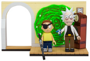 McFarlane Toys Evil Rick and Morty Small Construction Toy-Interlocking-Building-Sets
