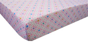Princess Adventure Rules 100% Polyester (FITTED SHEET ONLY) Size TODDLER Girls Kids Bedding