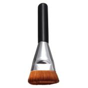 Cuekondy Foundation Makeup Brush Kabuki Flat Contour Brush Perfect For Blending Liquid, Cream Flawless Powder Cosmetics