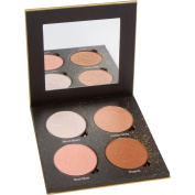 Face Ambience Mineral Glow and Highlighter, Strobing Palette