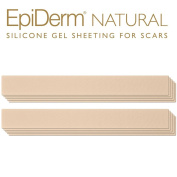 Epi-Derm Long Strip (5 Pair) (Natural) from Biodermis