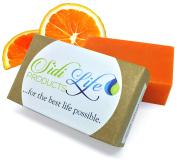 Life Spirit Hand Soap, Organic, Natural Face Soap & Body Soap for Mens, Women & Teens 120ml Bar