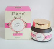 Iraya Rose Face Gel - 50g - Nourishing, Soothing & Moisturising Skin
