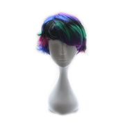 sunshine Susie Natural Synthetic Short Wigs For Women