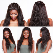 R & S Full Lace Human Hair Wigs Plus Density Increase 40% Especially Lifelike With Baby Hair 8A Quality Unprocessed Can be Arbitrarily Perm & Bleach the Wigs