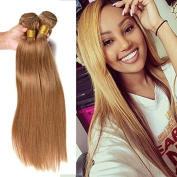 WOME Hair Peruvian Straight Hair 3 Bundles 100% Unprocessed Virgin Human Hair Wefts Hair Extensions Deal with Mixed Lengths