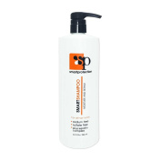 Moisture Shampoo Sulphate and Paraben Free 950ml for Keratin Treated Hair by Smart Protection