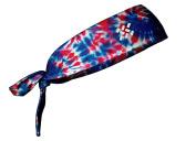 TreadBands All Terrain Tieback Non Slip Headband - Designs