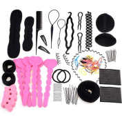 20 PCS Hair Styling Accessory Kit