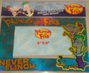 Phineas and Ferb Magnetic Dimensional Photo Picture Frame!