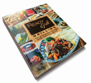 Ronco Ready Grill Grilling Cookbook