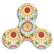 Sunflower Anxiety Decompression Rotating Gyro Toy Between Finger For Adults And Children