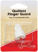 Sew Easy Quilters Plastic Finger Guard - each