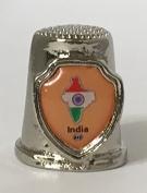 """Country """"INDIA"""" Souvenir Collectible Thimble"""