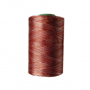 10 Spools Twin Shade Silk Yarn Machine Hand Embroidery Art Craft Activity Thread DIY Wholesale Supplies