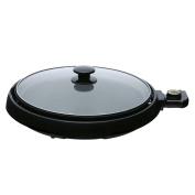 IRIS OHYAMA Hot plate round IHP-C320-B