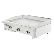 Turbo Air (TATG-36) - 90cm Gas Griddle - Radiance Series