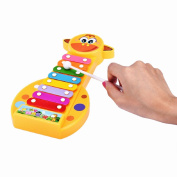 Kid Musical Instrument, 8-Note Xylophone Toy ,By Gbell