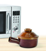 Stone Microwave Cooker - Healthier Cooking Without Butter or Oils