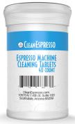 Espresso Machine Cleaning Tablets - CleanEspresso Model BR-040 - For Breville Espresso Machines